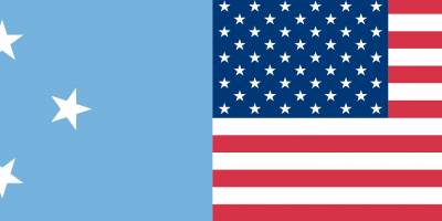 The Federated States of Micronesia Wishes the United States of America a Happy 244th Year of Independence