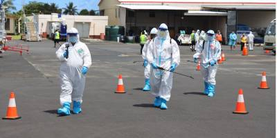 Pohnpei State Simulation Exercise Reveals Both Significant Improvement & Significant Gaps; No Date Confirmed for Repatriation of FSM Citizens Residing in Pohnpei